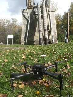 Flying the DJI Matrice with RIT Center for Imaging Science