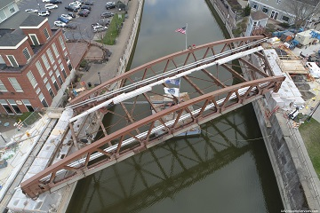Fairport Lift Bridge Restoration Project